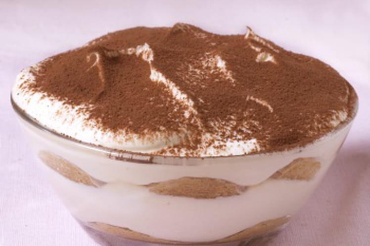 Crème au mascarpone