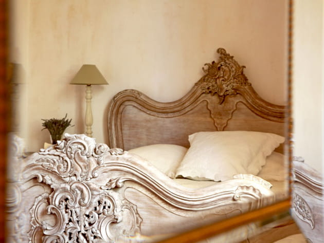 Chambre grand style