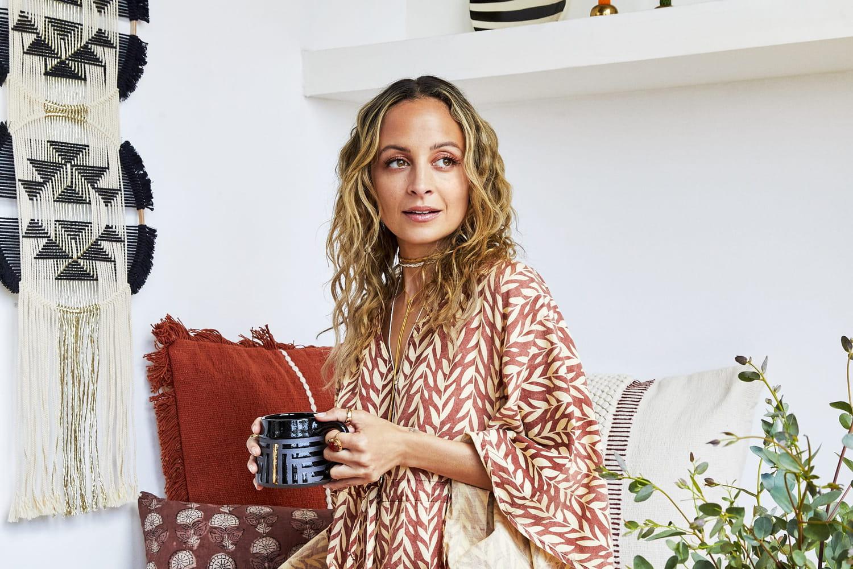 Nicole Richie dévoile en exclusivité sa collection déco Etsy x House of Harlow