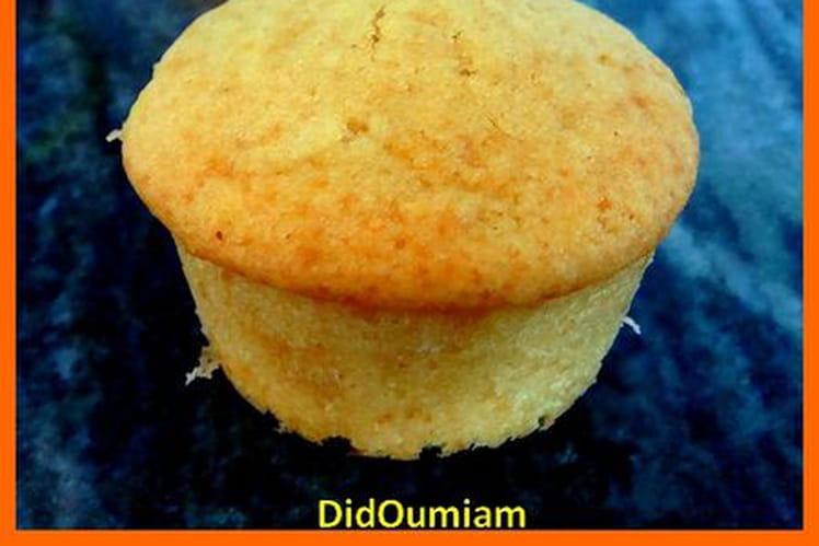 Muffins vanillés