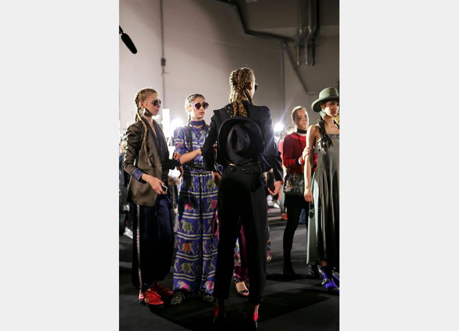 Emporio Armani (Backstage) - photo 4