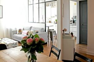 comment agrandir visuellement une pi ce. Black Bedroom Furniture Sets. Home Design Ideas