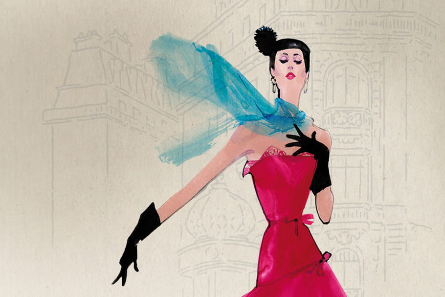 La mode crève le petit écran pour la fashion week de Paris