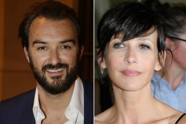 Sophie Marceau et Cyril Lignac