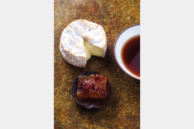 Camembert et Fontainebleau