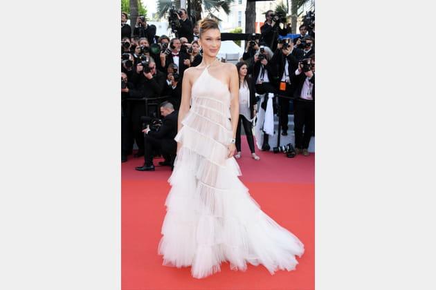 Bella Hadid en Dior