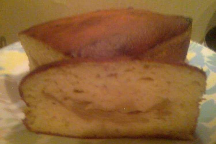 Cake au fromage blanc dosé au verre