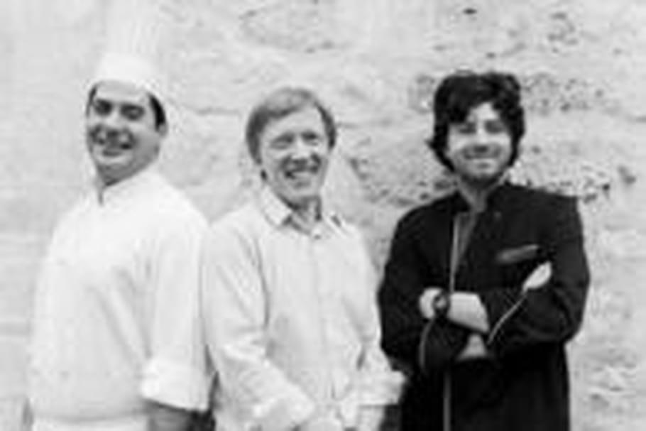 Jean Imbert joue le Top Chef pour Eric Kayser