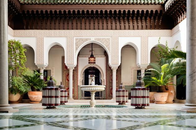 Un palais historique