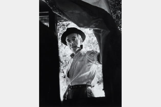Jacques Prévert - Tourettes-sur-Loup, 1941