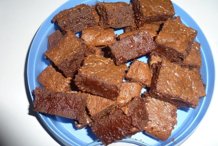 Moelleux au chocolat façon brownies