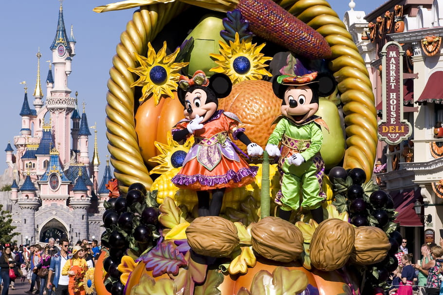 Disneyland Paris passe en mode (ci)trouille pour Halloween