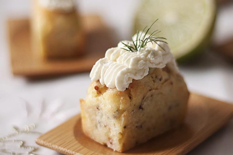 Le Journal Des Femmes Cake Au Citron Et Au Saumon