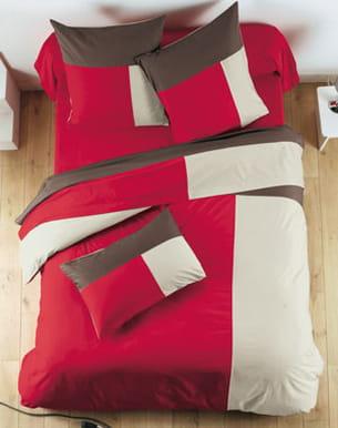 parure de lit 'trio' des 3 suisses