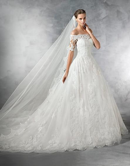 Robe de mariée Pleasant, Pronovias