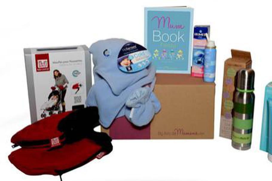 Concours: gagnez une Mum Box Freezy!