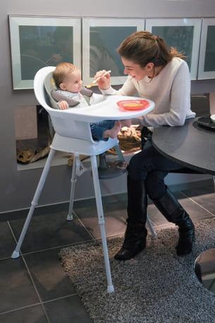chaise haute 3 en 1 de tigex. Black Bedroom Furniture Sets. Home Design Ideas