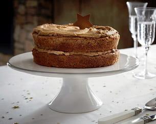plat à gâteau sur pied de cyrillus