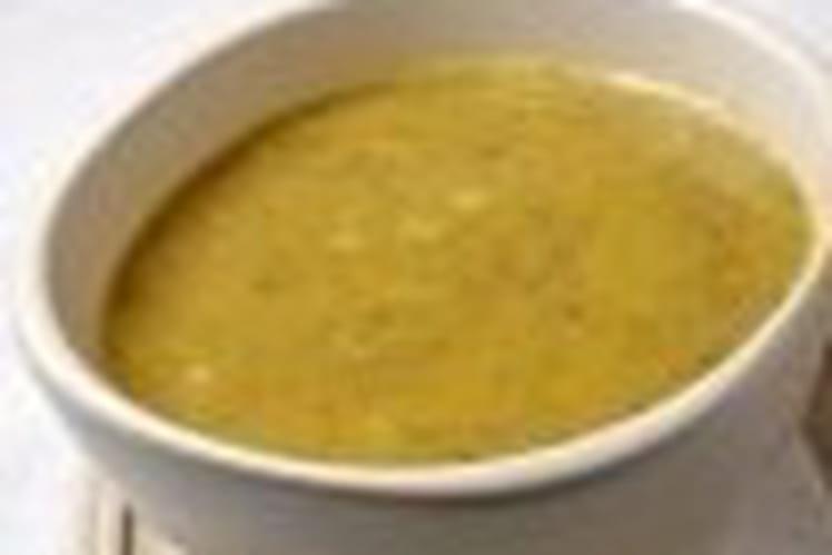 Velouté de légumes spécial tonus