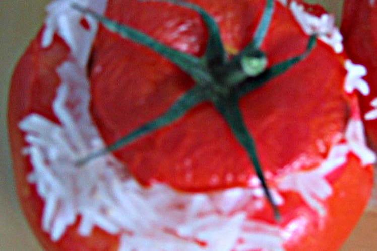 Tomates farcies au roquefort