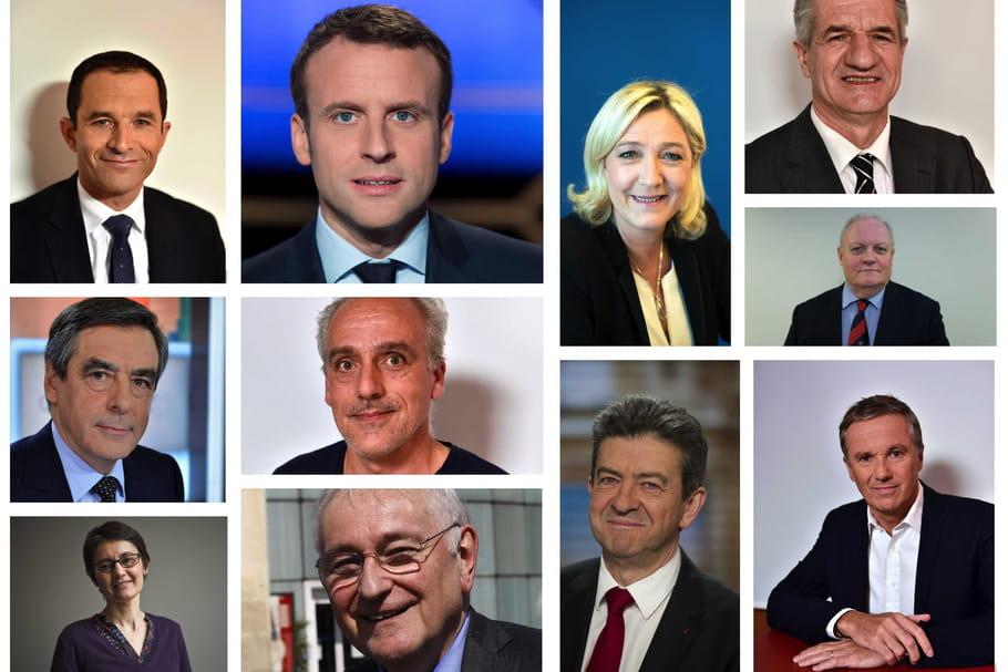 Présidentielle 2017: les meilleures punchlines des candidats