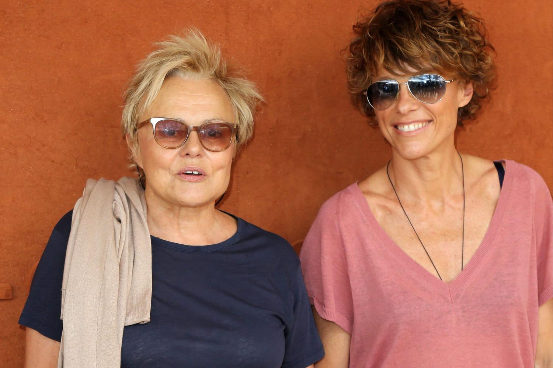 """Muriel Robin et Anne Le Nensont """"mamans"""": PHOTOS"""