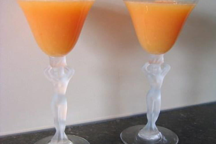 Cocktail d'agrumes