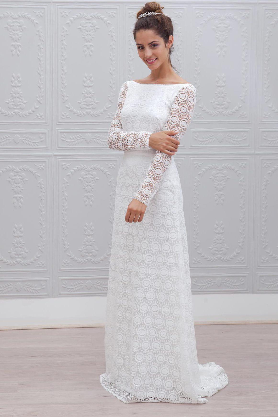 Célèbre Robe de marie Adelaide de Marie Laporte DO73