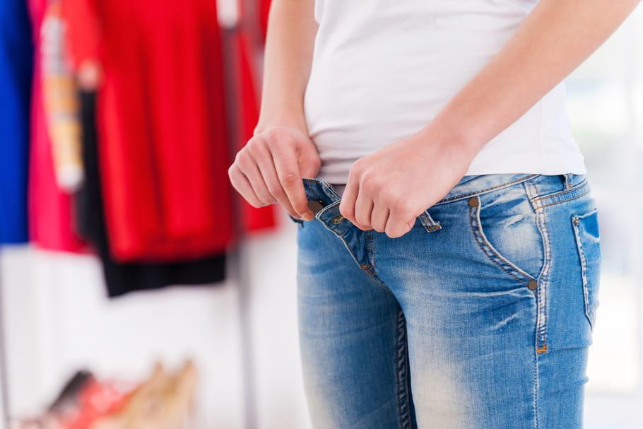 5astuces pour fermer son pantalon en début de grossesse