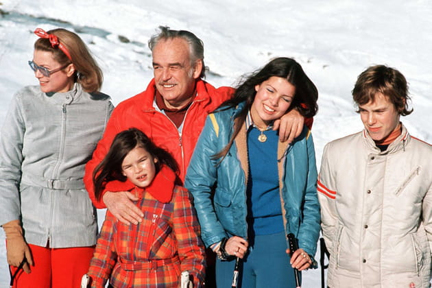 en vacances au ski en famille novembre 1967. Black Bedroom Furniture Sets. Home Design Ideas