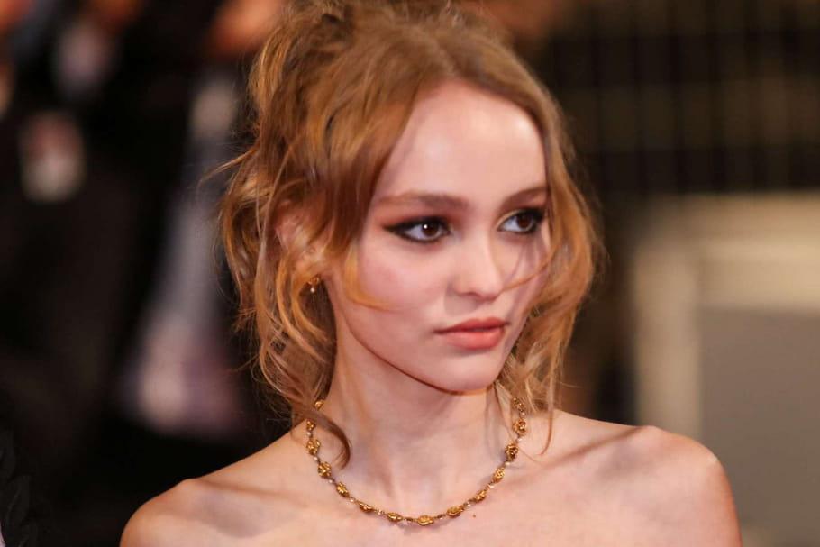 Cannes 2016 : Lily-Rose Depp, étoile montante des marches