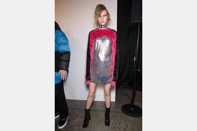 Versus Versace (Backstage) - photo 12