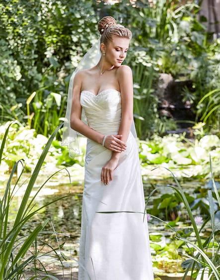 Robe de mariée Carline de Point Mariage