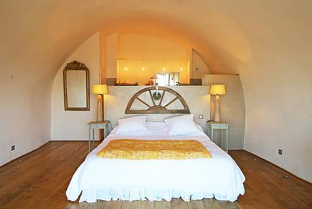 Chambre en alcôve