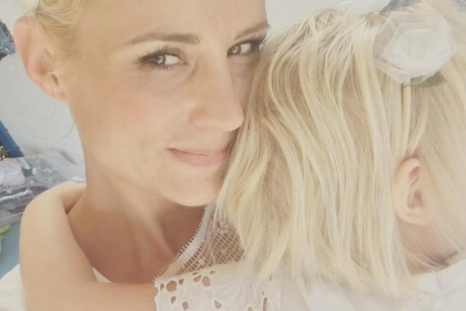 Elodie Gossuin renouvelle ses voeux de mariage