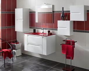 salle de bains infinity blanc de lapeyre