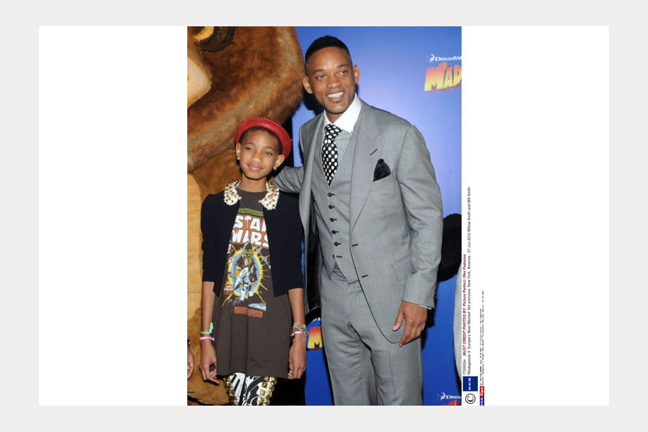 Will Smith et sa fille Willow