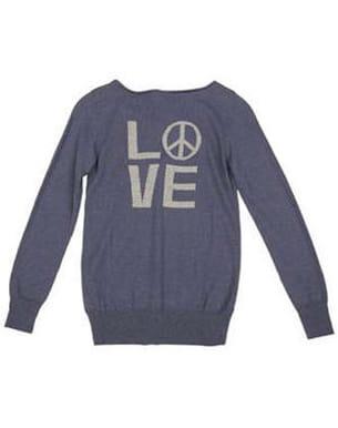 un pull pour dire 'je t'aime'