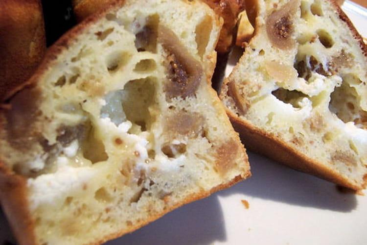 Muffins figue-chèvre