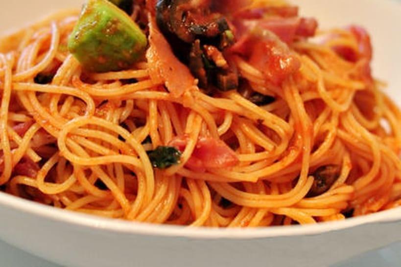 Recettes avec de la sauce tomate