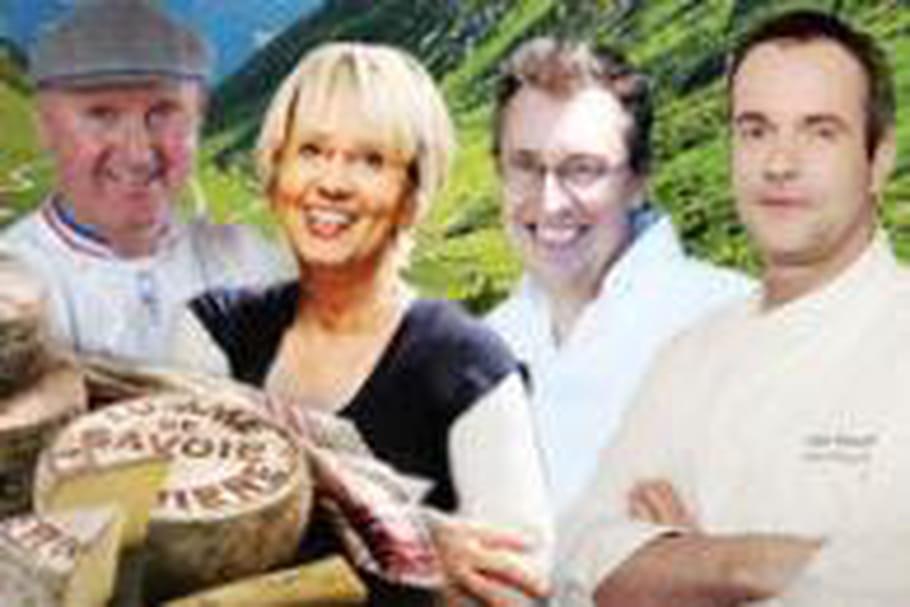 La Tomme de Savoie défie les bloggeurs culinaires