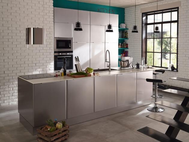 cuisine cooke lewis subway chez castorama. Black Bedroom Furniture Sets. Home Design Ideas