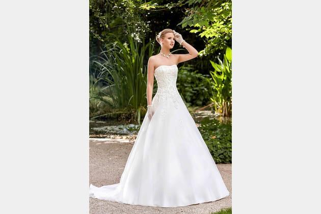 Robe de mariée Fabia de Point Mariage