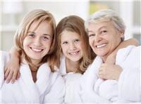 les femmes sont protégées jusqu'à la ménopause des risques d'accidents