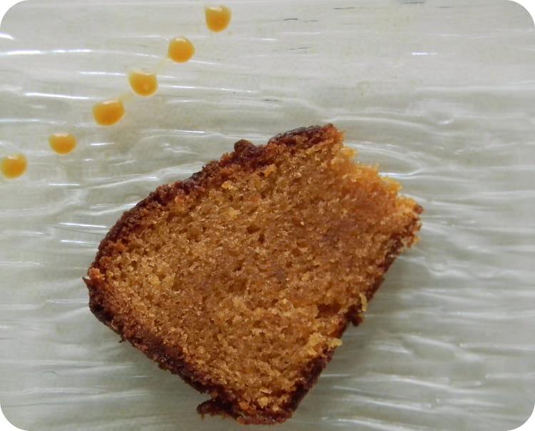 Recette De Gateau Au Yaourt Caramel Au Beurre Sale La Recette Facile