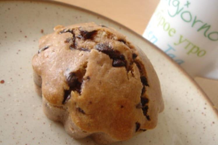 Muffins au Nesquick