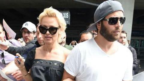 Pamela Anderson divorce