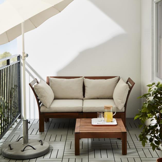 canap de jardin applaro hallo d 39 ikea. Black Bedroom Furniture Sets. Home Design Ideas