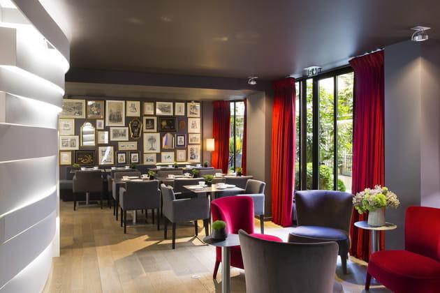 Hôtel Molière par l'agence A3+