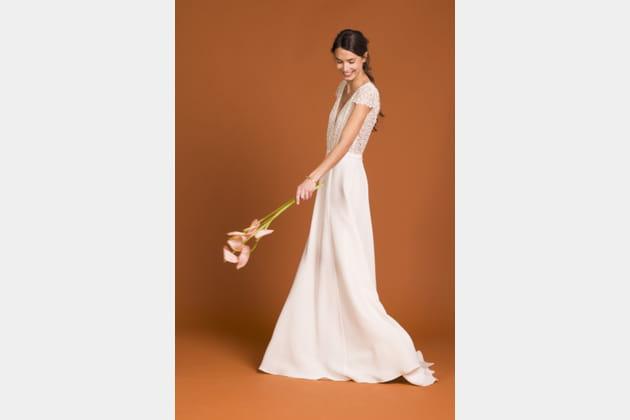 Robe de mariée Sagan, Laure de Sagazan et Olympe